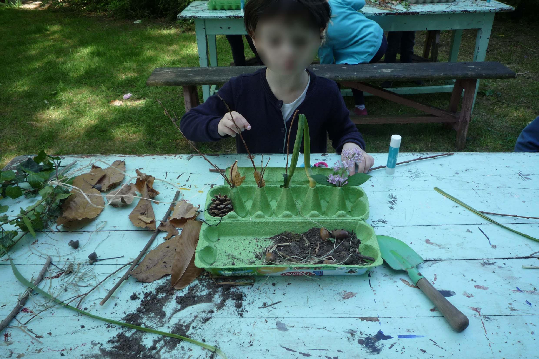 Land art et recyclage